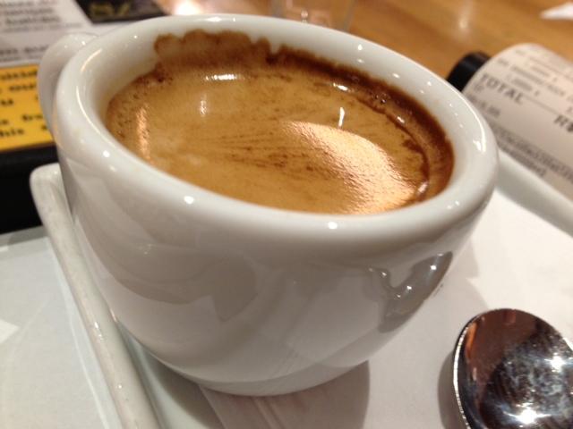 cafe bem tirado
