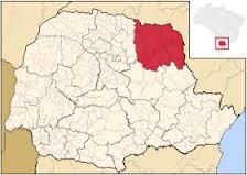 mapa norte pioneiro